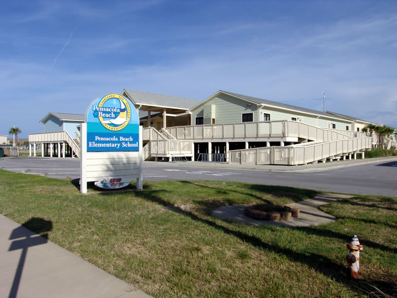 After Completing Fifth Grade At The Beach School Most Children Attend Middle And High In Nearby Gulf Breeze Which Is Part Of Santa Rosa County